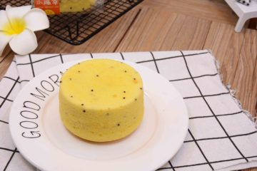 Orange & Rapeseed Cake Mix