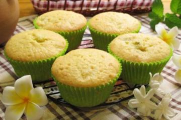 碧琪菠萝纸杯蛋糕预拌粉